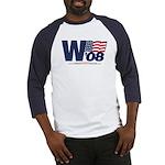"""""""W '08"""" Baseball Jersey"""