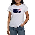 """""""W '08"""" Women's T-Shirt"""