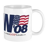 """""""W '08"""" Mug"""