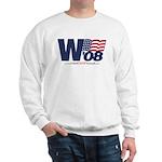 """W '08"" Sweatshirt"