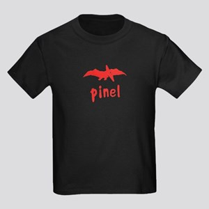 Pinel Logo Kids Dark T-Shirt