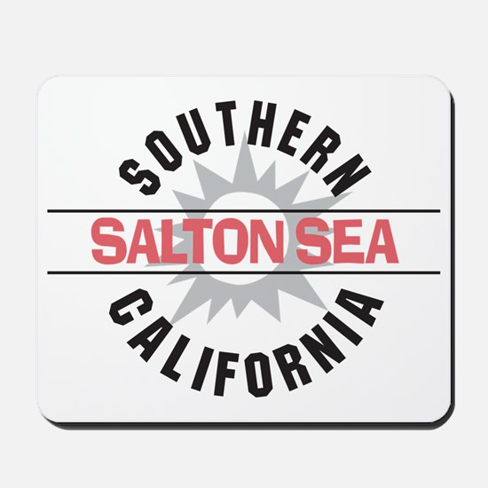 Salton Sea CA Mousepad