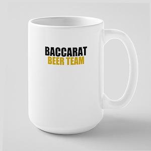 Baccarat Beer Team Large Mug