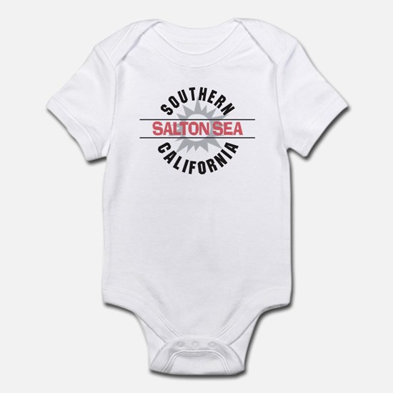 Salton Sea CA Infant Bodysuit