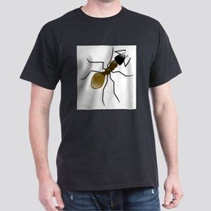 Ant (Front only) Dark T-Shirt