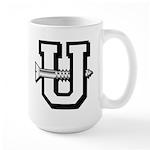 SCREW U Large Mug