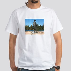 Austin, Texas White T-Shirt