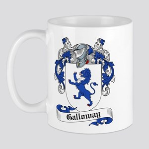 Galloway Family Crest Mug