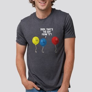 Dude, That's The Guy From IT Scary T-Shirt