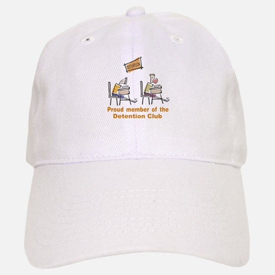 Proud Detention Member Baseball Baseball Cap