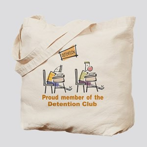 Proud Detention Member Tote Bag