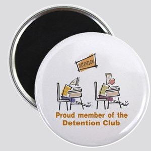 Proud Detention Member Magnet