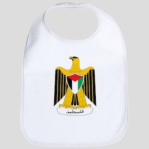 Palestine Coat Of Arms Bib