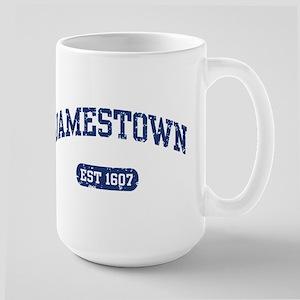 Jamestown Est 1607 Large Mug