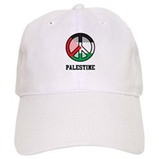 Peace In Palestine Cap