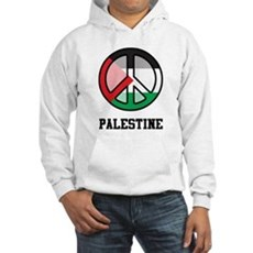 Peace In Palestine Hooded Sweatshirt