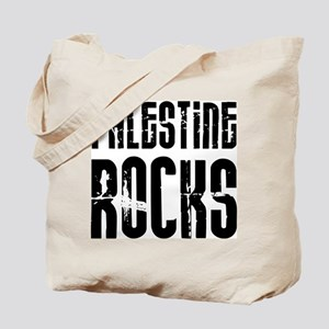 Palestine Rocks Tote Bag