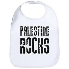 Palestine Rocks Bib