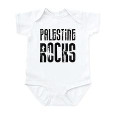 Palestine Rocks Infant Bodysuit