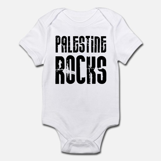 Palestine Rocks Infant Bodysuit