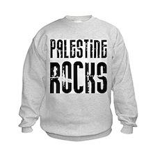 Palestine Rocks Kids Sweatshirt