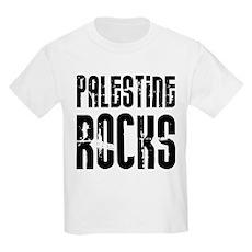 Palestine Rocks Kids Light T-Shirt