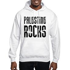 Palestine Rocks Hooded Sweatshirt