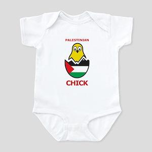 Palestinian Chick Infant Bodysuit