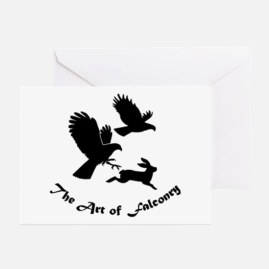 Art of Falconry-HH Greeting Cards (Pk of 10)