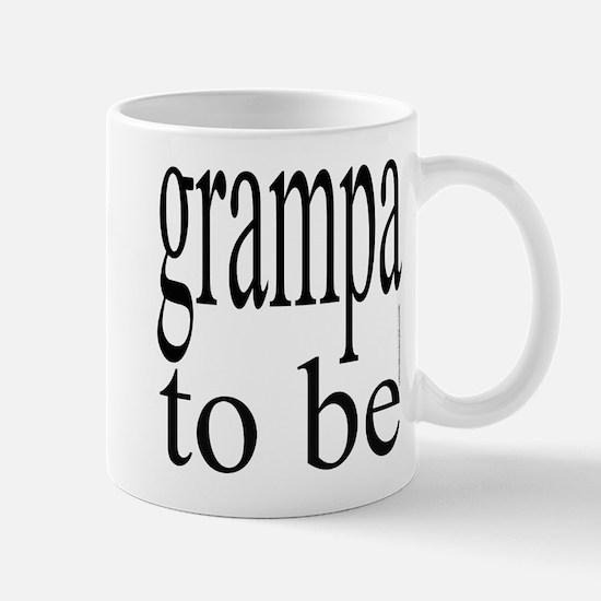 108b.grampa to be [bw] Mug