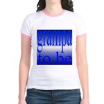 108b.grampa to be [blue on bl Jr. Ringer T-Shirt