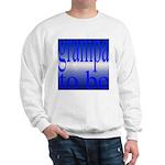 108b.grampa to be [blue on bl Sweatshirt