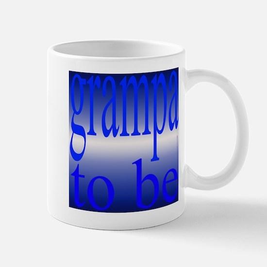 108b.grampa to be [blue on bl Mug