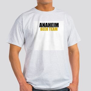 Anaheim Beer Team Light T-Shirt
