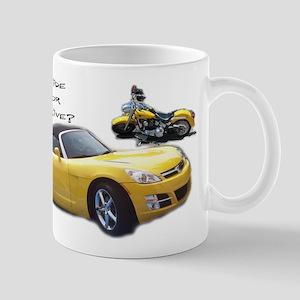 Ride or Drive Mug