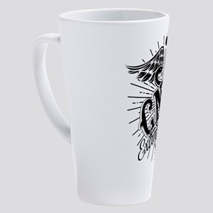 CNA 17 oz Latte Mug