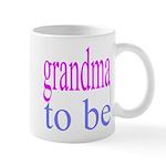 109b. grandma to be [ pink/ b Mug