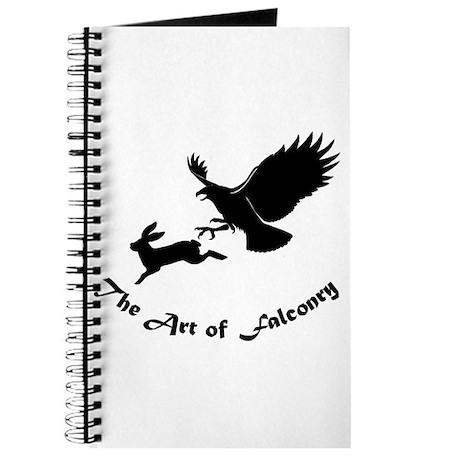 Art of Falconry - Redtail hawk Journal