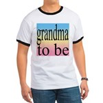 109b. grandma to be [black on Ringer T