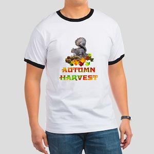 Autumn Ringer T