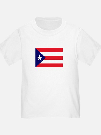 Puerto Rican Flag T