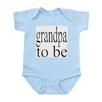 108b. grandpa to be [ bw] Infant Creeper