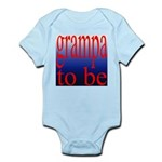 108b. grampa to be [ red on b Infant Creeper