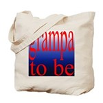 108b. grampa to be [ red on b Tote Bag