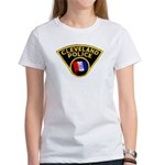 Cleveland Police Women's T-Shirt