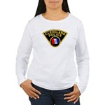 Cleveland Police Women's Long Sleeve T-Shirt