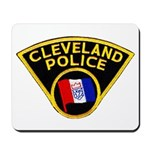 Cleveland Police Mousepad