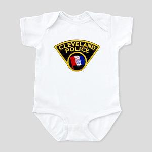 Cleveland Police Infant Bodysuit