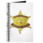 Tombstone Marshal Journal