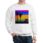 Beach Campground Sweatshirt
